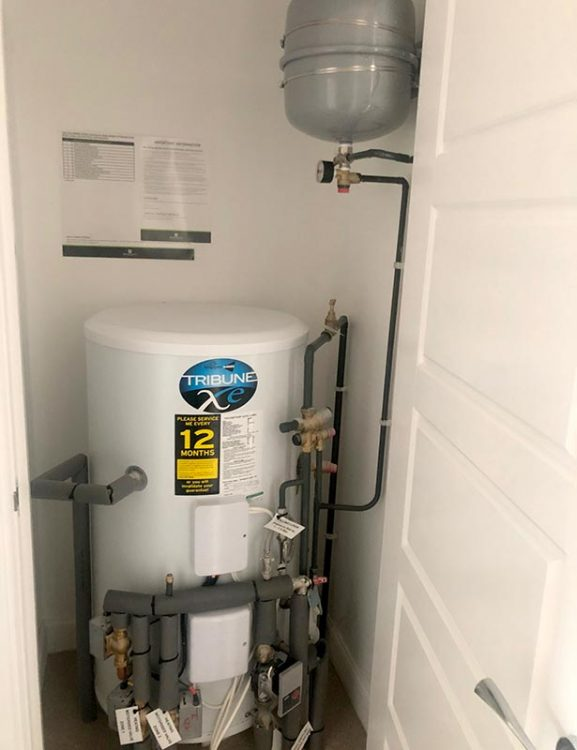 Unvented Cylinder Serviced in Cross Gates
