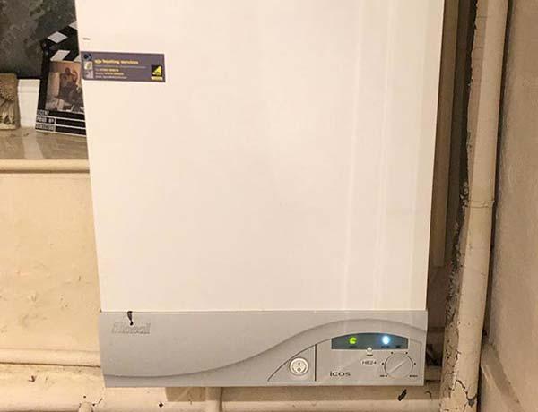 Gas Boiler Serviced in Leeds